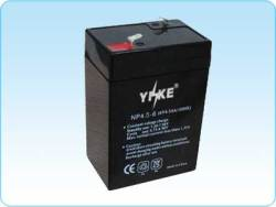 6v4.5ah batteries