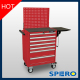 7-drawer Tool Trolley-working Table Type