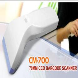 70mm ccd barcode scanners