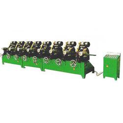 8 stations automatic polishing machines