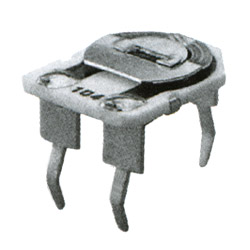 8mm metal glaze trimmer potentiometer