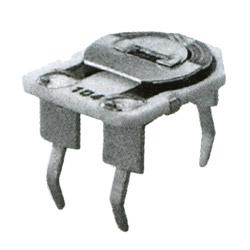 8mm Metal Glaze ( Ceramic) Trimmer Potentiometers