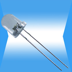8mm round dip led lamp