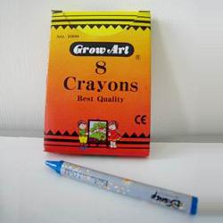8pcs extra jumbo crayons