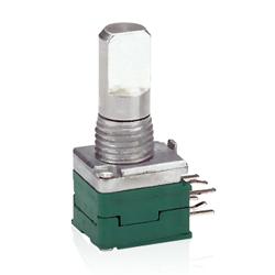 9mm metal shaft rotary potentiometers