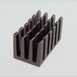Aluminium Extruded Extrusion Heat Sink BGA