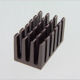 Aluminium Extruded Extrusion Heat Sink (BGA)