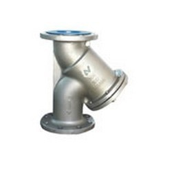 Cast Steel Y Strainers
