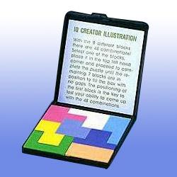 I Q creator puzzle