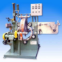 PC LT tire wrapping machine