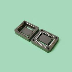 PLCC connectors