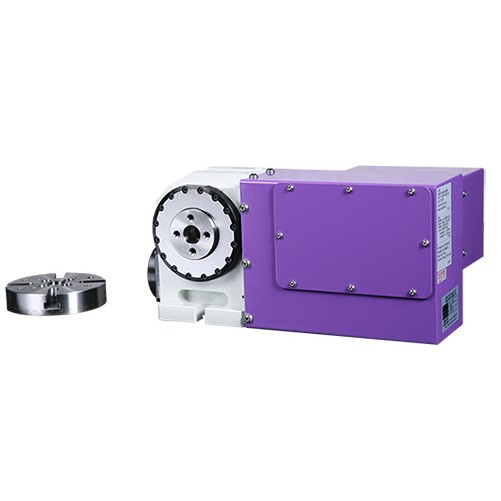 Practical Type NC Rotary Table (0.001° )