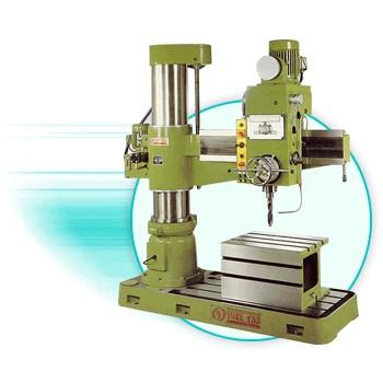 Precision Heavy Duty Hydraulic Radial Drill