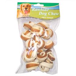 Premium Beef Hide Dog Chews