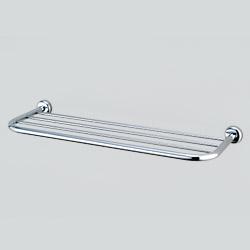single towel shelves