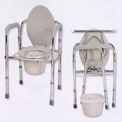 steel-commodes