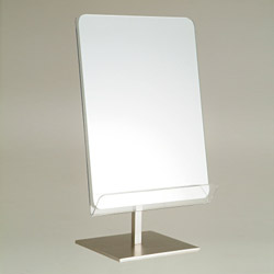 rectangle table mirrors