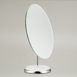 oval shape table mirrors