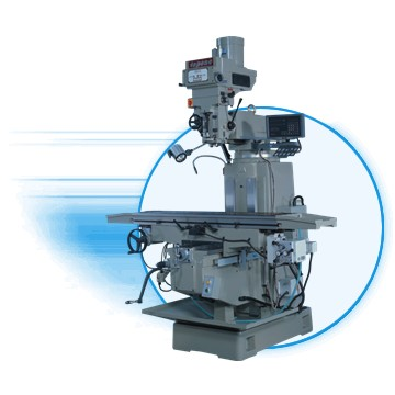 Variabl Speed Head Vertical Milling Machine