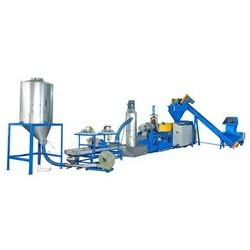 Waste Plastic Reclamation Machines
