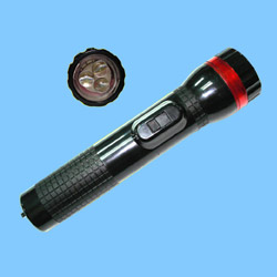 abs stun gun with flashlight