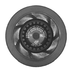 ac motorized impeller