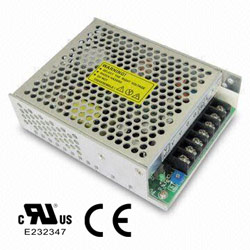 ac switching power supply 60 watts single outputs