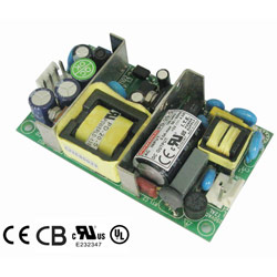 ac open frame switching power supply 20 watts single outputs