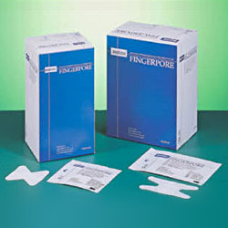 non woven adhesive bandage and retention sheet