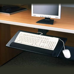 adjustable keyboard arm
