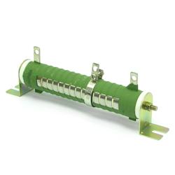 adjustable wire-wound power resistor