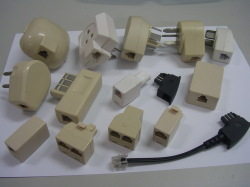 adsl filter splitters
