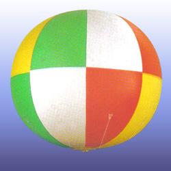 advertising helium sphere