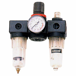 air filter regulators and lubricators