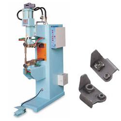 air pressure automatic spot welding machine