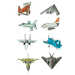airplane sticker