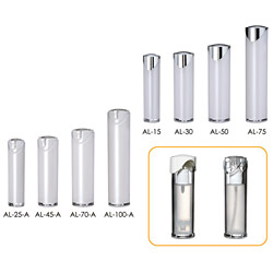 al series airless bottle