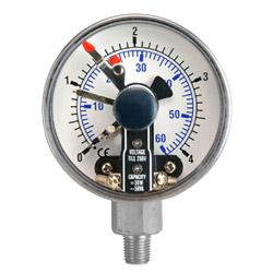all stainless steel pressure gauge