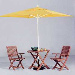 aluminum folding garden parasols