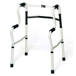 aluminum rising walker