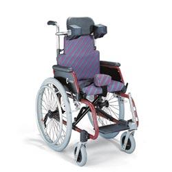 aluminum wheelchair