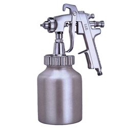 angle spray guns