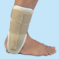 ankle stirrup support