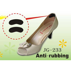 anti rubbing soft insoles sticker