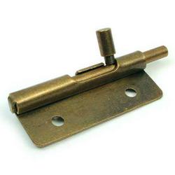 antique brass door lockers