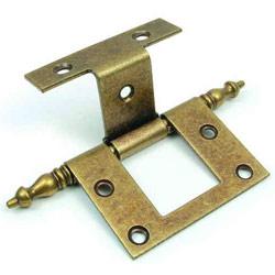 antique brass hinges