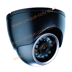 armed dome cameras