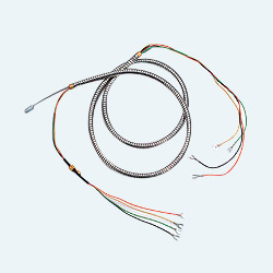 armored cord assembly