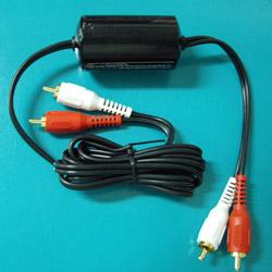 audio system ground isolator