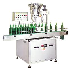 auto cap sealing machine